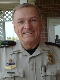 South Padre Island Police, Michael A. Sullenger